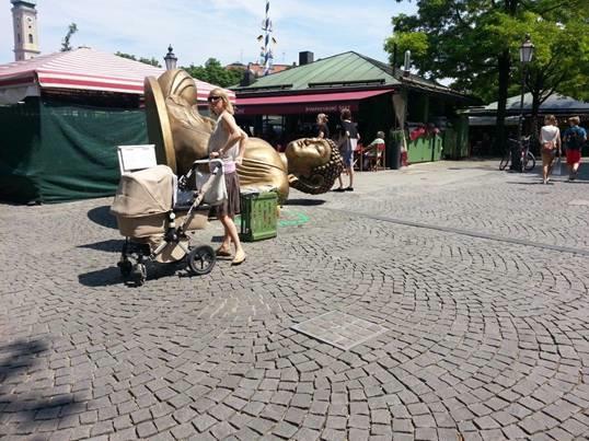 Buddha in München